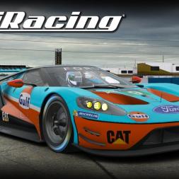 iRacing - Ford GT GTE at Sebring (PT-BR)