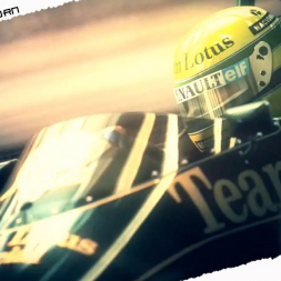 21 March 1960 - THE LEGEND IS BORN - Senna Tribute
