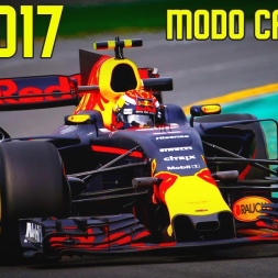 F1 2017 Career Mode- China - 2 season #2 (PT-BR)
