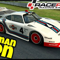 German Icon - Fabcar 935 - Raceroom Racing Experience - VR