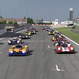 iRacing | Le Mans Series Audi R18 @ Nurburgring GP