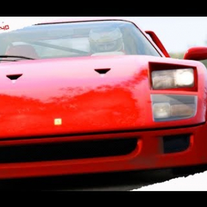 Assetto Corsa   Ferrari F40   reworked by ACRacer