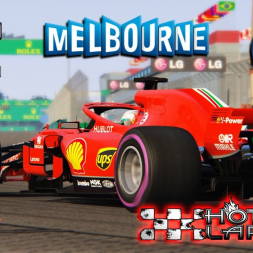 Assetto Corsa * ACFL 2018 Ferrari SF71-H * Australian GP * Hotlap + setup [1:20:123]