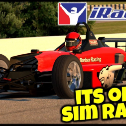 Its Only Sim Racing - iRacing  - VR