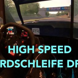 Assetto Corsa: Drifting the Nordschleife