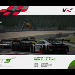 RaceRoom | VRGT3 Season 3 Round 3 Red Bull Ring