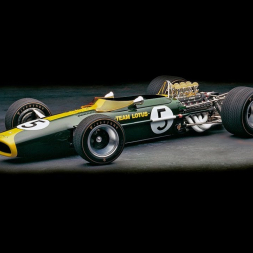 Assetto Online: Lotus 49 race at Classic Monza with subs!