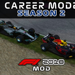 F1 2018 mod Career - Round 5: Spain - OH NO!!!! WHAT!?!?