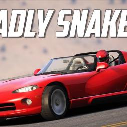 DEADLY SNAKE - NFS Tournament Dodge Viper RT/10 - Assetto Corsa + DOWNLOAD LINK