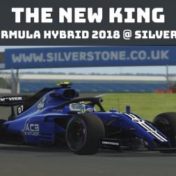 Assetto Corsa - RSS Formula Hybrid 2018 Hotlaps @ Silverstone