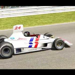 F1 Classics Kunos Vs Mods Imola 88
