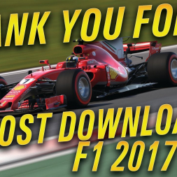 THE #1 MOST DOWNLOADED F1 2017 MOD