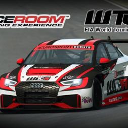 Raceroom - Audi RS 3 LMS TCR - FIA WTCR 2018 (PT-BR)