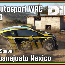 Dirt Rally - Crest Autosport WRC - Rally Guanajuato Mexico -1- Ourea Spevsi