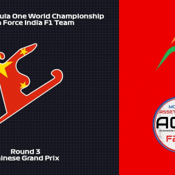 Assetto Corsa: 2018 F1WC // Rd. 3 - Chinese Grand Prix