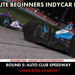 """""""iRacing: High Side Charge"""" (ABIL Round 5 - Auto Club)"""