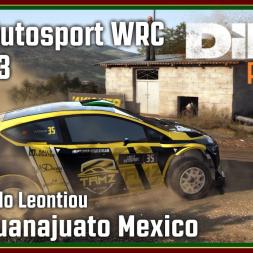 Dirt Rally - Crest Autosport WRC - Rally Guanajuato Mexico -3- Kathodo Leontiou