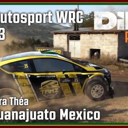 Dirt Rally - Crest Autosport WRC - Rally Guanajuato Mexico -5- Tsiristra Théa