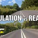 TT Isle of Man | REAL vs SIM ✔️