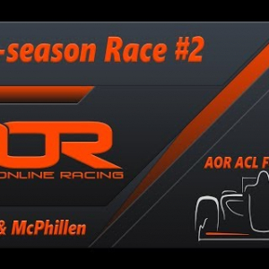 Assetto Corsa - AOR ACL PC Formula 4 - Season 5 - Pre-Season Race #2 - Spa