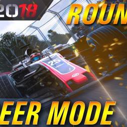 F1 2018 Career Mode Round 1 Australian Grand Prix