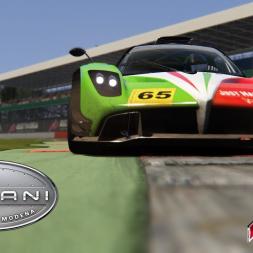 Assetto Corsa :: Pagani Zonda R @ Silverstone GP :: Hotlap