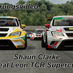 Einführungsvideo - Seat Leon TCR Supercup - Assetto Corsa (1.16.3) - Let's Play