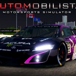 Automobilista - Acura NSX GT3 at Detroit (PT-BR)