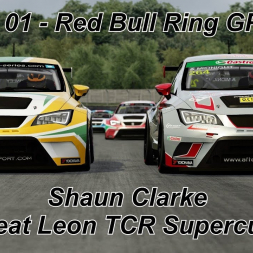 Runde 01 - Seat Leon TCR Supercup - Assetto Corsa (1.16.3) - Let's Play