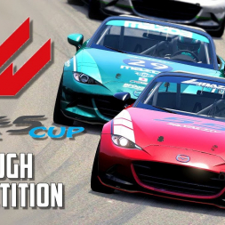 Tough Competition - Sim Racing System MX5 Cup series Week 2 - Assetto Corsa