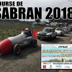 DU VIRTUEL AU RÉEL : COURSE DE SABRAN 2018