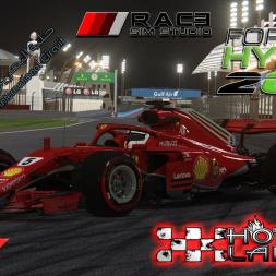Assetto Corsa * Formula Hybrid 2018 * Bahrain GP * 1:28:684  [hotlap + setup]