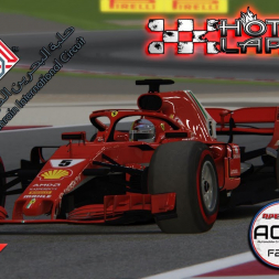 Assetto Corsa * ACFL 2018 * Bahrain GP * Hotlap + setup [1:26:780]