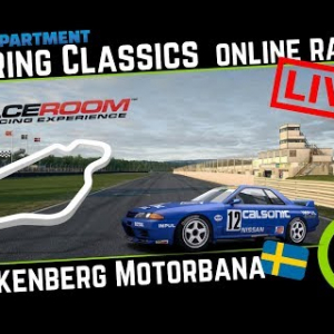 LIVE! Touring Car Classics @ Falkenberg with RaceDepartment.com