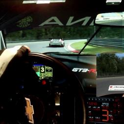 R3E - Monza - Callaway Corvette C7 GT3-R - 100% AI race