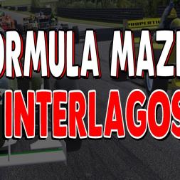 Awesome Close Racing in the Formula Mazda at Interlagos on iRacing