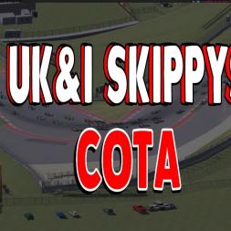 iRacing UK&I Skip Barber at COTA