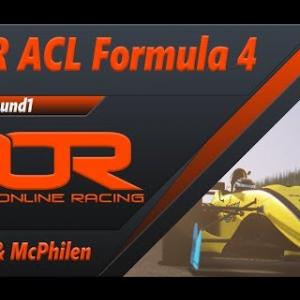 Assetto Corsa - AOR ACL PC Formula 4 - Season 5 - Round 1 - Mugello
