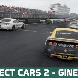 PROJECT CARS 2 - GINETTA JUNIOR - BRANDS HATCH