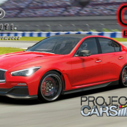 Project Cars 2 * 2014 Infiniti Q50 Eau Rouge [mod download]
