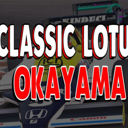 Fun Classic Lotus Racing on iRacing in the Lotus 79 at Okayama