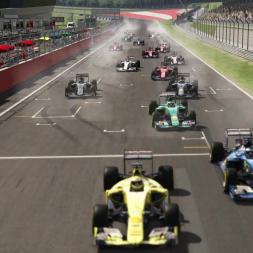 [Assetto Corsa 1.16.3] - Ferrari SF15T - RedBull Ring - Race Full Grid - Logitech G29 - FHD@60