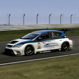 AussieStig - Seat Leon TCR - SRS Race