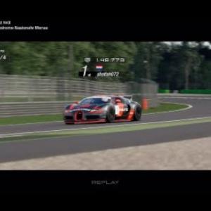 GTS Daily Race B Monza #2