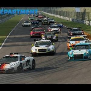 RaceRoom | RaceDepartment Event GT3s @ Zolder