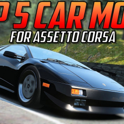 MY TOP 5 CARS FOR ASSETTO CORSA IN 2018