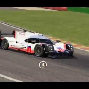 1:41.084: Breaking the Porsche 919 Evo Spa Lap Record in Assetto Corsa