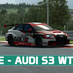 VR - RACEROOM - WTCR AUDI S3 - HOTLAP AND CHAT - OCULUS RIFT