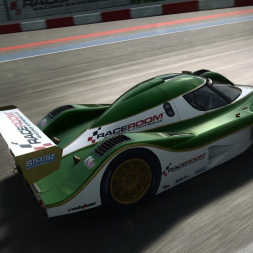 Aquila CR1 GT @ Hockenheimring | RaceroomVR