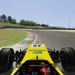 Dallara F312 at Mugello - RSR World Record 1:41.085